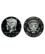 2004 S Proof Kennedy Half Dollar CP2043 - $8.75