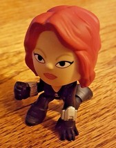 "Funko CAPTAIN AMERICA: CIVIL WAR Mystery Minis BLACK WIDOW 3"" Vinyl Figure - $6.99"