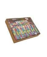 Create Your Own 100 Designer Crayons, Premium Colors, Metallic, Neon, Pa... - $20.18