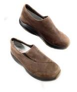 MBT Wanda Nubuck Leather Orthopedic Walking Toning Slip On Shoes Women's... - $39.59