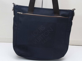 Auth Louis Vuitton Damier Geant John grayed rules N48089 tote bag should... - $568.21