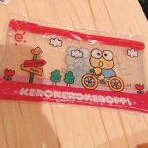 Sanrio  Kero Kero Keroppi Travel Pouch Cute Rare - $34.64