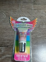 (1) YoYo World Holographic Lip Gloss, Chocolate Ice Cream Flavor.. 21oz.... - $7.87