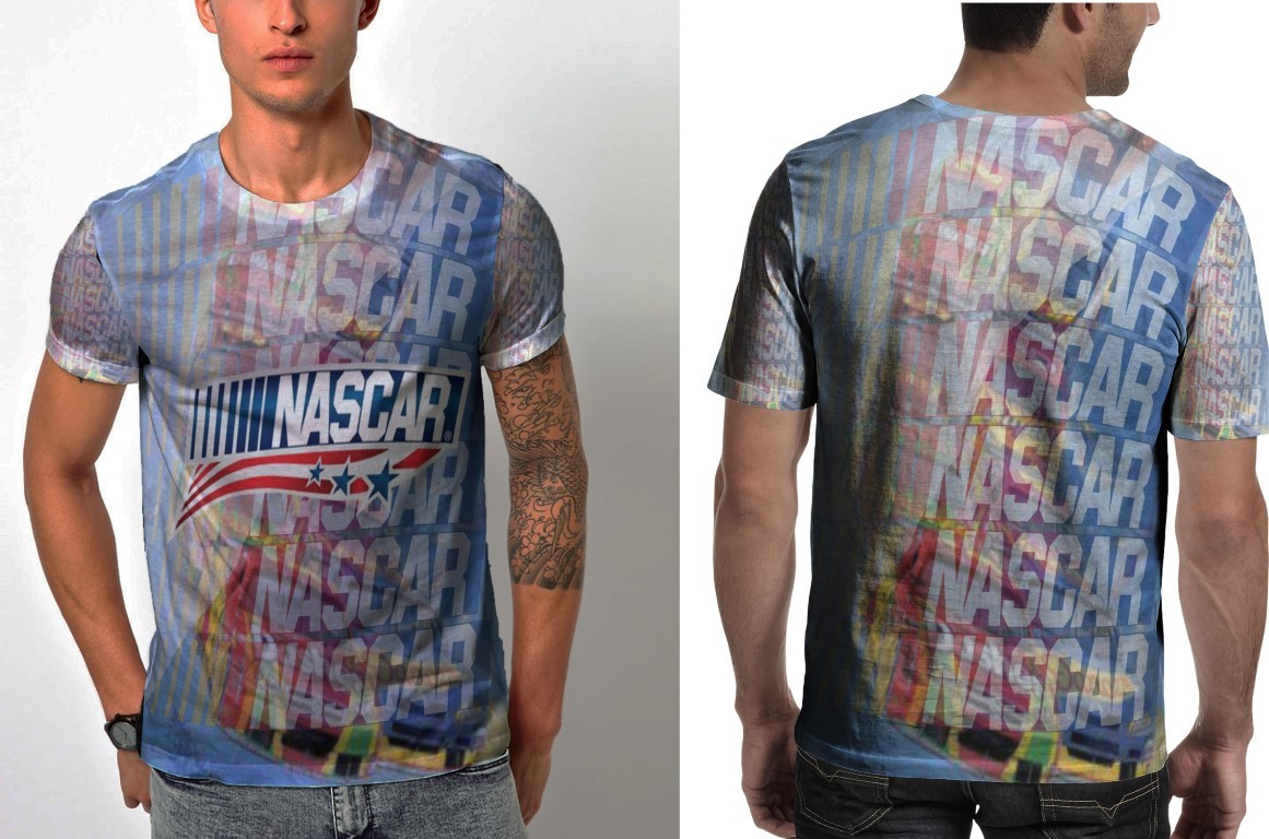 Primary image for Tee Men's NASCAR
