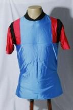 New Balance Men's Blue Mountain Bike Cyclist Jersey Shirt sz M - $29.65