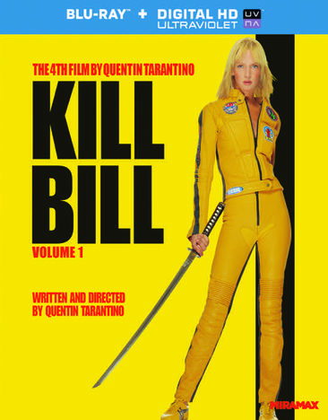 Kill Bill V01 (Blu Ray) (Ws/Eng/Fren/Span/Japan/Chain/Korean/5.1 Dol Dig)