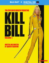 Kill Bill V01 (Blu Ray) (Ws/Eng/Fren/Span/Japan/Chain/Korean/5.1 Dol Dig)