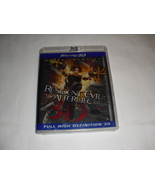 resident evil  afterlife  dvd  blue  ray  disc - $0.99