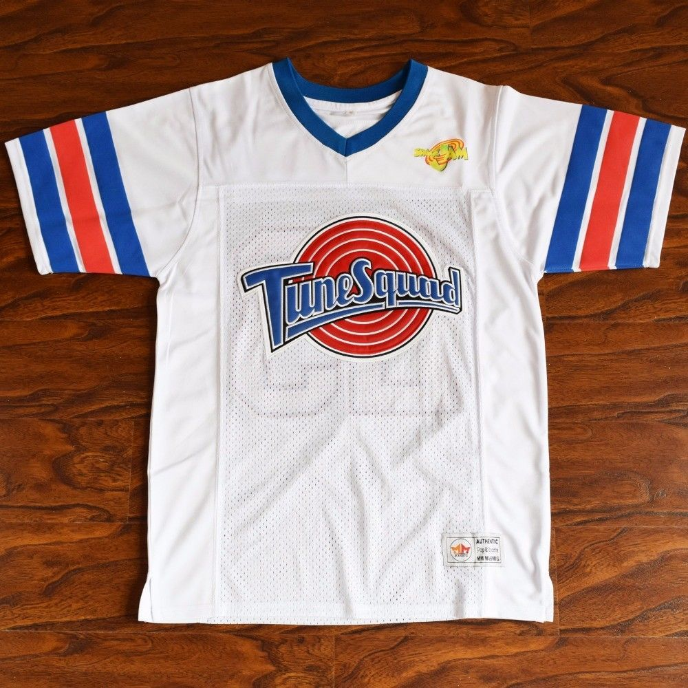 181c7dc0af4c40 Tune Squad Football Jersey Space Jam Movie and 50 similar items. S l1600