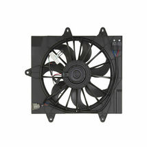 RADIATOR A/C SINGLE FAN ASSEMBLY CH3115156 FOR 06 07 08 09 PT CRUISER W/TURBO image 3