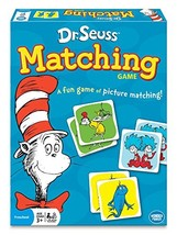 The Wonder Forge Dr. Seuss Matching Game - $13.17