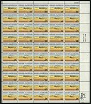 1974 Rural America - Wheat & Train Sheet of Fifty 10c Stamps Scott 1506 - $9.99