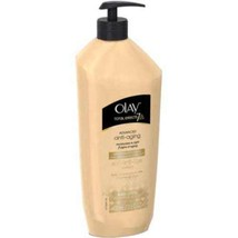 Olay Total Effects Moisturizer Body Lotion 13.5 oz,7 advanced antiaging ... - $14.95