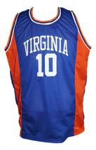 Custom Name # Virginia Squires Aba Basketball Jersey New Sewn Any Size image 1