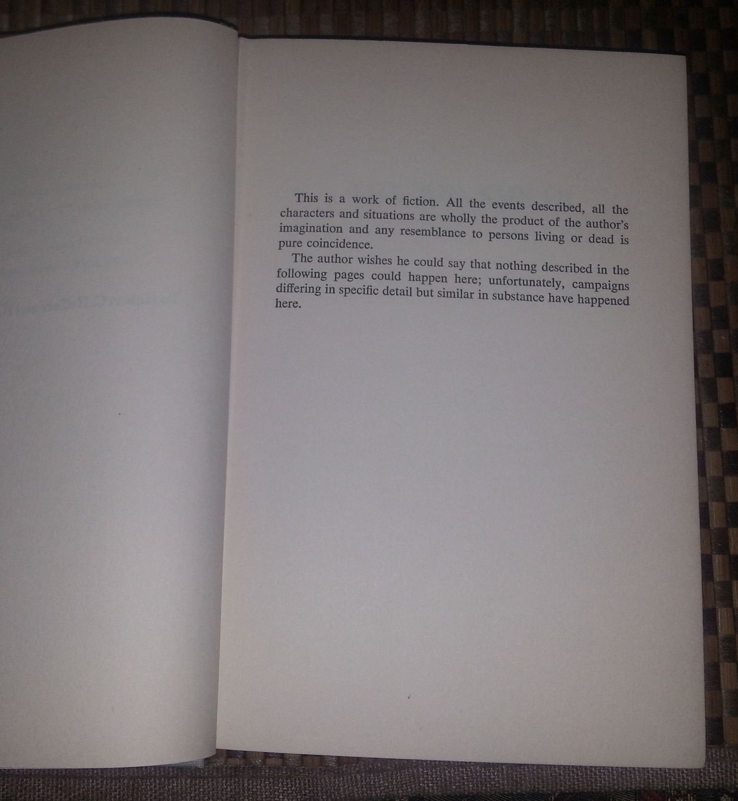 The Big Smear by William R. Reardon 1960 HBDJ Presidental Candidate
