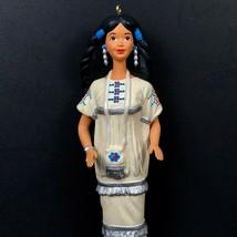 Hallmark Barbie Christmas Ornament 90s Native American Dolls Of The Worl... - $34.99