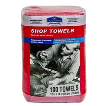 Member's Mark Commercial Shop Towels 100ct NEW - $44.44