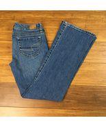 American Eagle Womens Sz 4 Short 28x29 Favorite Boyfriend 5 Pocket Stret... - $17.49