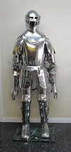 NauticalMart 17th Century Medieval Knight European Halloween Suit Of Armor - $699.00
