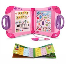 LeapFrog LeapStart Interactive Learning System, Pink - $45.31