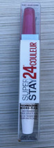 Maybelline Super Stay 24 Color Anti-Transfer Lipstick - 220 24/7 Fuschia... - $8.99