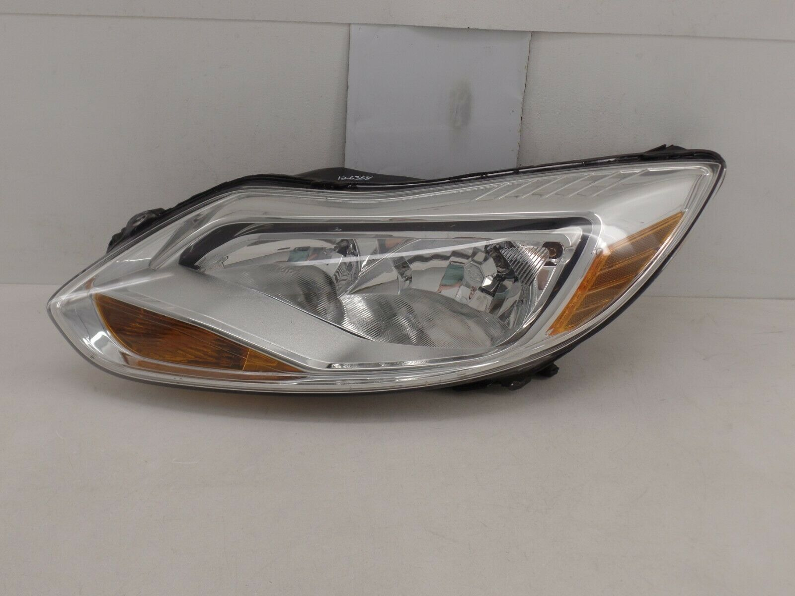 Primary image for USED OEM HEAD LIGHT FORD FOCUS 12 13 14 HEADLIGHT LAMP CHROME HEADLAMP DAMAGE LH