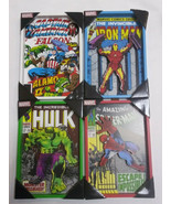 Set of 4 Marvel Shadow Box Pictures - $28.04
