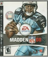 Madden NFL 2008, 2009 & 2011 Lot of 3 for Sony Playstation 3 ~ PS3 - $12.83