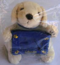 Golden Labrador Retriever With Picture Frame Plush NIP Cottonelle Promot... - $18.99