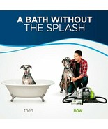 Portable all-in-one system Dog Bath and Grooming-Set includes Towel, Mat... - $206.32