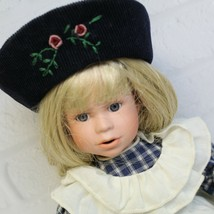 4818 Boyd's Yesterday's Child Collection Victorian Doll Leslie Nibbles COA - $29.99