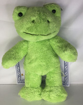 Build A Bear Exclusive Green Spring Frog Plush 16in Stuffed Animal Toy 2... - $93.48