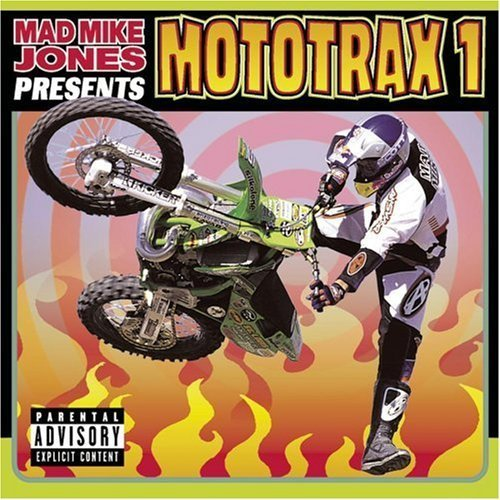 Mad Mike Jones Presents: Mototrax 1 [Audio CD] Various Artists
