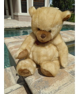 "Carlton Cards Card Plush Teddy Bear Bears 16"" Retired - $20.00"