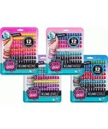 KUMI KREATOR MAKER FASHION PACK REFILL KIT MAKES 12 UP TO BRACELETS CHOO... - $17.99