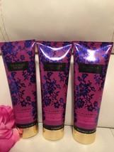 Victoria's Secret RICH JASMINE VS Fantasies Body Lotion Cream  8 oz X 3 - $39.60