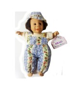 My Pals Bean Bag Kids Doll 8 #18 Brad Boy Doll Freckles Buck Teeth Jumper - $22.49