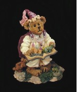 "Boyds Bearstone ""Princess Readalot & Friends."" #227763SYN -SYN EXCLUSIVE - $18.99"