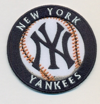 New York Yankees Embroidered Patch - Approximately 3 inches - $4.95