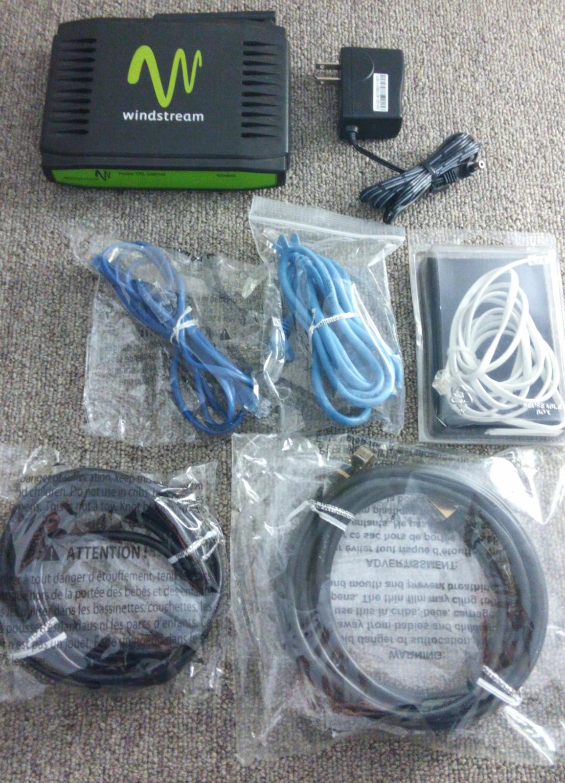 Windstream Sagemcom Modem Router Fast 1704 and 50 similar items