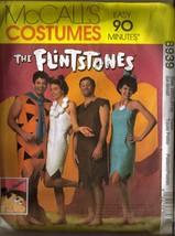 1997 McCall's #8939 The FLINTSTONES Adult Costu... - $9.99