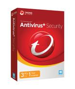 Trend Micro Antivirus+ Security 2021 1 Year 3 PCs (Download) - $4.99