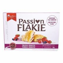 Vachon Original Passion Flakie 3 Fruit Snack Cakes 6 boxes of six - $69.99
