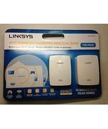 Linksys Wi-Fi Range Extender Pro N600 Dual Band RE4000W White 2-Pac - $36.62