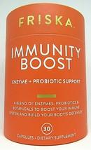 Friska Immunity Boost: Natural Digestive Enzymes & Probiotics - Immune Support - $13.85