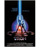 TRON Movie Reproduction Stand-Up Display - Sci-Fi Technology Computers S... - $15.99