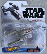Hot Wheels Star Wars Starships Resistance Y-Wing Fighter Sealed Unopened - $11.95