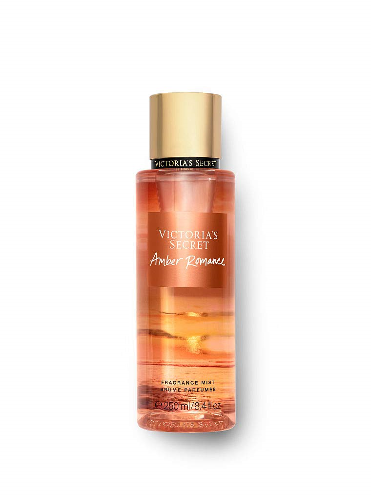 Victoria's Secret Fragrance Mist Amber Romance, 8.4 fl oz