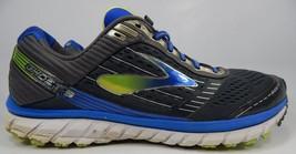 Brooks Ghost 9 Sz: US 14 M (D) EU 48.5 Men's Running Shoes Gray Blue 1102331D060