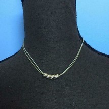 Napier Vintage 2-Strand Slide Necklace - $14.85